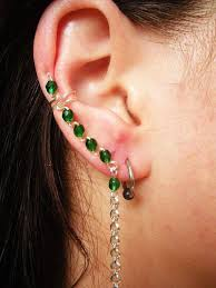 earring cuffs 350 best ear cuffs and ear threads images on earrings