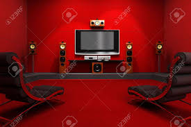 Home Theater Decorating Ideas Pictures by Modern Home Theater Room Small Home Decoration Ideas Interior