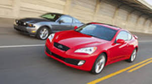 hyundai genesis vs nissan 370z hyundai genesis coupe 3 8 track mustang fighter or cut price