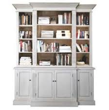 Provincial Bookcase French Provincial Hamptons 2 Bay Library Bookcase W Ladder