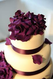 purple wedding cakes wallpaper