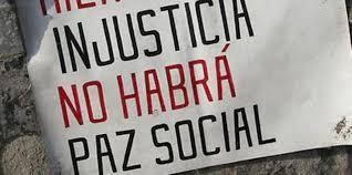 a oport de si e social diagonales hay paz y armonía si hay justicia social