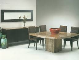 Travertine Dining Room Table 1 Contemporary Furniture Product Page