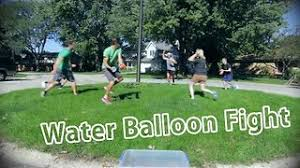 Challenge Water Balloon Water Wubble Challenge Water Balloon Exposed