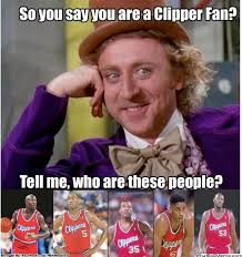 Clippers Memes - true clippers fans know credit darius leevy http whatdoumeme