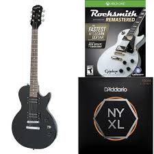 amazon black friday 2014 ps4 rocksmith 2014 edition remastered 29 99 or w les paul special ii