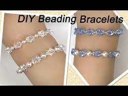 pearl bracelet swarovski images Easy diy beading bracelets with swarovski pearls and swarovski jpg