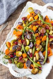 easy roasted winter vegetables simple healthy kitchen