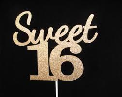 cake topper sweet 16 cake toppers sweet 16 sweet 16 cake