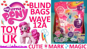 My Little Pony Blind Packs My Little Pony Wave 12a Blind Bags Cutie Mark Magic Uk Wave 12 Mlp