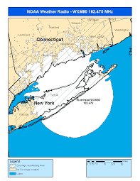 Suffolk County Map Riverhead Ny Noaa Weather Radio Transmitter