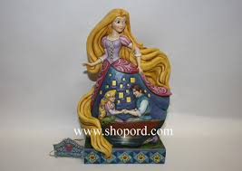 jim shore disney traditions enlightened love rapunzel from tangled