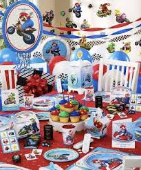 mario party supplies mario kart party supplies kids party supplies and ideas