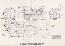 millenium falcon floor plan 1 1 millennium falcon cockpit replica group build page 258
