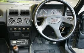Gti Interior How To Identify A 1990 1994 Peugeot 205 Gti Phase 2 1 9l