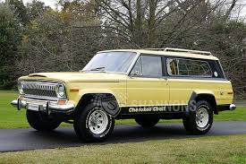 jeep chief 1979 sold jeep cherokee chief wagon rhd auctions lot 22 shannons