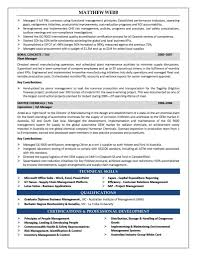 supply chain resume sample resume for study