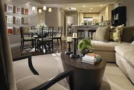 rustic dining room decor living room deluxe rustic dining room and living room in open