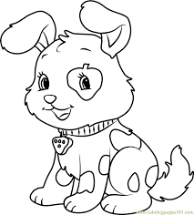 strawberry shortcake characters coloring pages 28 images