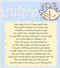 baby shower gift basket poem bridal shower gift idea that brides it starts a family tradition