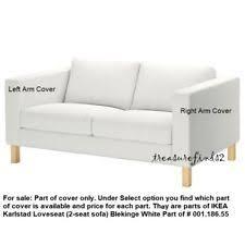 Ikea Karlstad Loveseat Cover Ikea Karlstad Loveseat Ebay