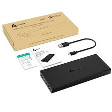 aukey pb t9 qualcomm certified 16000mah quick charge 3 0 powerbank