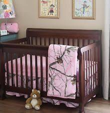 3 pc disney little mermaid crib pink bedding set baby nursery