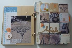 Couverture Album Photo Scrapbooking Voyage Voyage U2026 En Scrap Blog Passion Et Loisirs