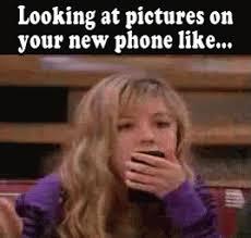 New Phone Meme - new phone gif newphone discover share gifs