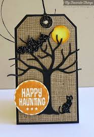 274 best cards halloween houses trees u0026 fences images on