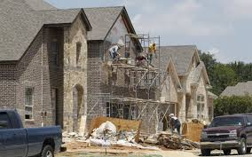 home builders slowed by shortage of construction workers in tight