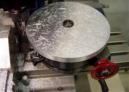 making a rotary table taig micro milll manual rotary table