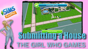Design This Home Games The Sims Freeplay Submitting A House Youtube