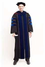 doctoral regalia deluxe black phd regalia phinished gown