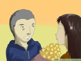 how to send flowers how to send flowers to a girl 9 steps with pictures wikihow