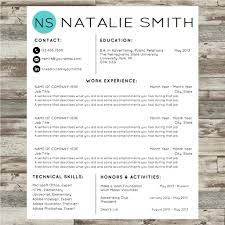 Resume Templates Microsoft Word by Professional Resume Template Instant Download Modern Cv