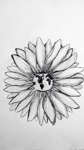 25 daisy drawing ideas spine tattoos daisy