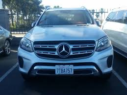 mercedes suv used 2017 used mercedes gls gls 450 4matic suv at mercedes of