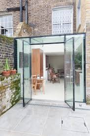 Glass Box House Islington Glass Box Extension Contemporary Exterior London