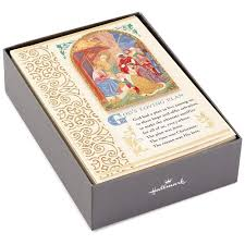 god s loving plan religious cards box of 12 boxed