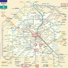 Subway Map Directions by String Theory In Greater Paris Directions