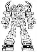 power rangers coloring pages free coloring pages
