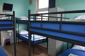 Dormitory Bunk Beds Bed In 6 Bed Dormitory Room