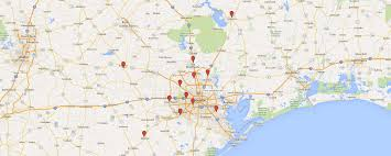Map Of Conroe Texas Home Retina Consultants Of Houston Houston Tx