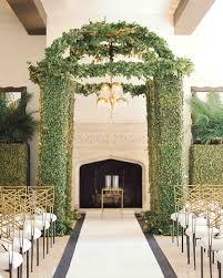 How To Decorate A Wedding Arch 25 Beautiful Chuppah Ideas From Jewish Weddings Martha Stewart