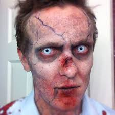 Halloween Costumes Zombies 25 Zombie Face Ideas Halloween Costumes