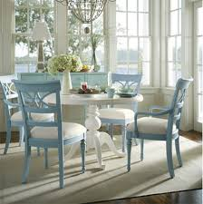 painted dining room set home dzine craft ideas paint dining table and chairs with rust oleum