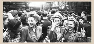ve day ve day stories how ve day was celebrated