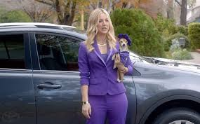 what car toyota toyota rav4 super bowl commercial wish genie with kaley cuoco