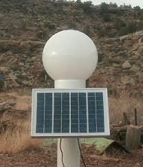 How To Make A Solar Light - make a solar powered led lamp post light 5 steps
